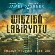 okładka Więzień Labiryntu, Audiobook | James Dashner