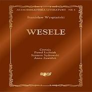 okładka Wesele, Audiobook   Stanisław Wyspiański