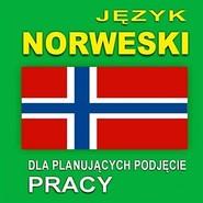 okładka Język norweski dla planujących podjęcie pracy, Audiobook |