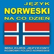 okładka Język norweski na co dzień, Audiobook |