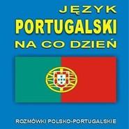 okładka Język portugalski na co dzień, Audiobook |