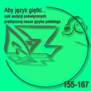 okładka Aby język giętki... cz. 13, Audiobook | Turek Krystyna