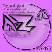 okładka Aby język giętki... cz. 16, Audiobook | Turek Krystyna