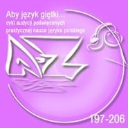 okładka Aby język giętki... cz. 17, Audiobook | Turek Krystyna