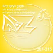 okładka Aby język giętki... cz. 18, Audiobook | Turek Krystyna