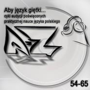 okładka Aby język giętki... cz. 5, Audiobook | Turek Krystyna