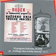 okładka Każdego dnia trochę inaczej cz.I Kabaret DUDEK, Audiobook | DUDEK Kabaret