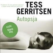 okładka Autopsja, Audiobook   Tess Gerritsen