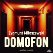okładka Domofon, Audiobook | Zygmunt Miłoszewski