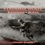 okładka Kryptonim Burza, Audiobook | Vladimir Wolff