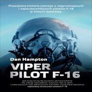 okładka Viper. Pilot F-16, Audiobook   Dan  Hampton