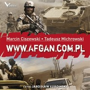 okładka www.afgan.com.pl, Audiobook | Marcin Ciszewski