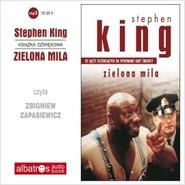 okładka Zielona mila, Audiobook | Stephen King
