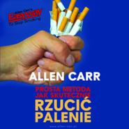 okładka Prosta metoda jak skutecznie rzucić palenie, Audiobook | Carr Allen