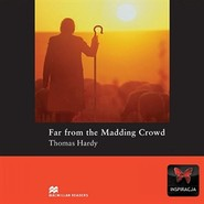 okładka Far from the Madding Crowd, Audiobook   Thomas Hardy