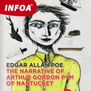 okładka Gordon Pym, Audiobook | Edgar Allan Poe