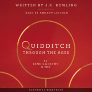 okładka Quidditch Through the Ages, Audiobook | J.K. Rowling