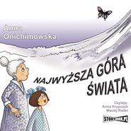 okładka Najwyższa góra świata, Audiobook | Anna Onichimowska