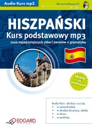 okładka Hiszpański Kurs podstawowy, Audiobook | autor zbiorowy