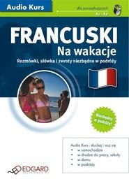 okładka Francuski Na wakacje, Audiobook | autor zbiorowy