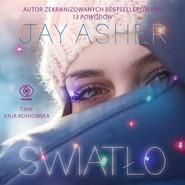 okładka Światło, Audiobook   Jay Asher