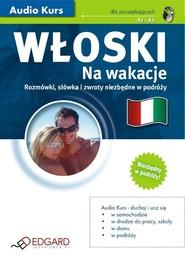 okładka Włoski Na wakacje, Audiobook | autor zbiorowy