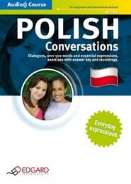 okładka Polski Konwersacje Polish Conversations, Audiobook | autor zbiorowy