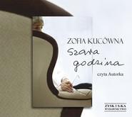 okładka Szara godzina audiobook, Audiobook   Zofia  Kucówna