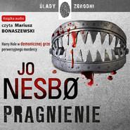 okładka Pragnienie, Audiobook | Jo Nesbø