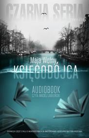 okładka Księgobójca, Audiobook   Maja Wolny