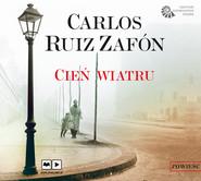 okładka Cień wiatru, Audiobook | Carlos Ruiz Zafón