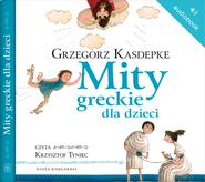 okładka Mity greckie dla dzieci, Audiobook | Grzegorz Kasdepke
