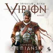 okładka Virion. Adept, Audiobook | Andrzej Ziemiański