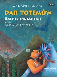 okładka Dar totemów, Audiobook   Vladimír Hulpach