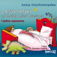 okładka Zasypianki na każdy dzień miesiąca, Audiobook | Anna Onichimowska