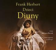 okładka Dzieci Diuny, Audiobook | Frank Herbert
