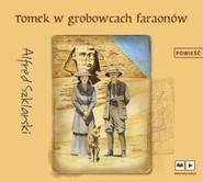okładka Tomek w grobowcach faraonów, Audiobook | Alfred Szklarski
