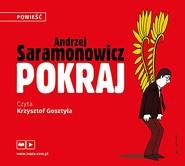 okładka Pokraj, Audiobook | Andrzej Saramonowicz