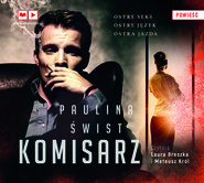 okładka Komisarz, Audiobook | Paulina Świst