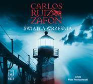 okładka Światła września, Audiobook | Carlos Ruiz Zafón
