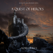 okładka A Quest of Heroes (Book One in the Sorcerer's Ring), Audiobook | Rice Morgan
