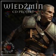 okładka CD Projekt. Wiedźmin zdobywa świat. Pierwszy milion , Audiobook | Rajewski Maciej