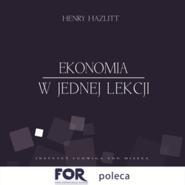 okładka Ekonomia w jednej lekcji, Audiobook | Hazlitt Henry