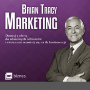 okładka Marketing, Audiobook | Brian Tracy