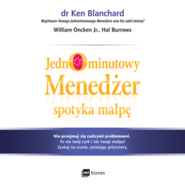 okładka Jednominutowy Menedżer spotyka małpę, Audiobook | Ken Blanchard