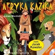 okładka Afryka Kazika, Audiobook | Łukasz Wierzbicki