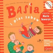 okładka Basia i plac zabaw & Basia i bałagan , Audiobook | Zofia Stanecka