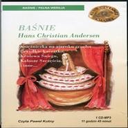 okładka Baśnie, Audiobook | Christian Andersen Hans