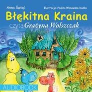 okładka Błękitna kraina, Audiobook | Świąć Anna