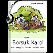 okładka Borsuk Karol, Audiobook | Kaniewski Jarosław